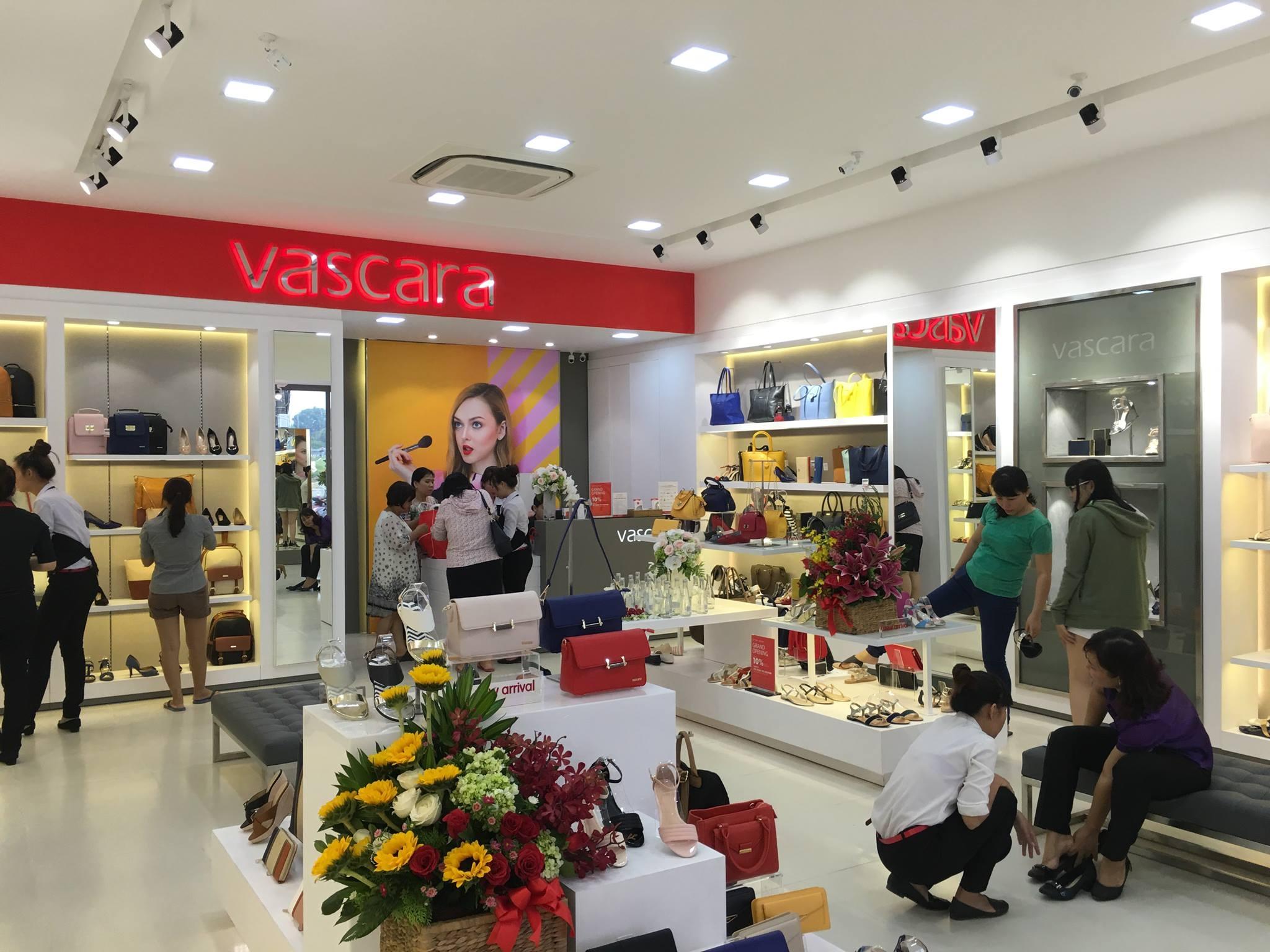 Thi công shop Vascara Nguyễn Thị Định!