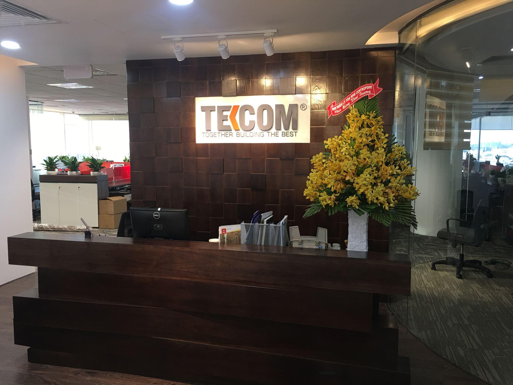 Gia công văn phòng Tekcom